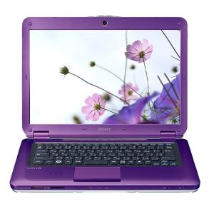 Sony VAIO type C Purple Core 2 Duo 2.40Ghz